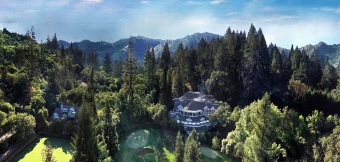 Meadowood Napa Valley resort and spa