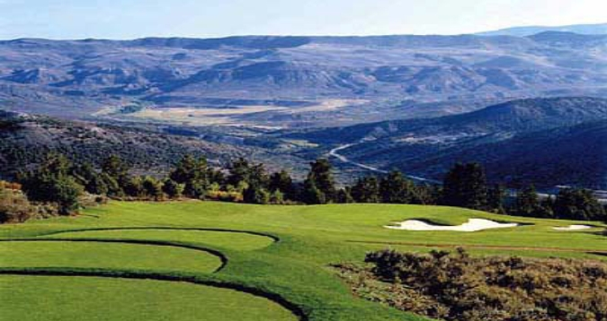 Norman Course (Red Sky Ranch Golf Club)