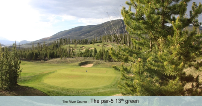 The River Course (Keystone Resort)