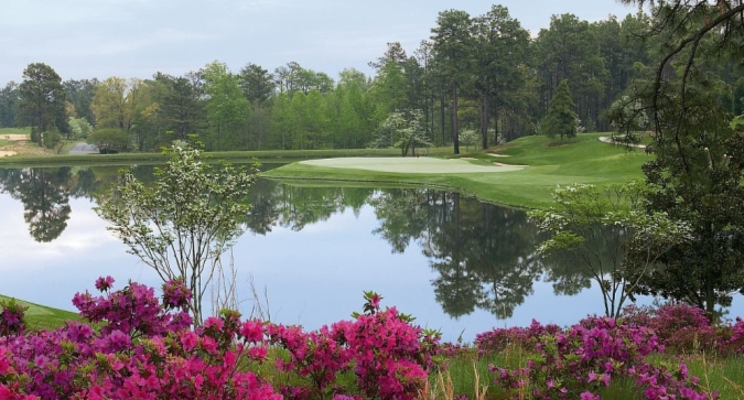 Pinehurst Resort #4 course01