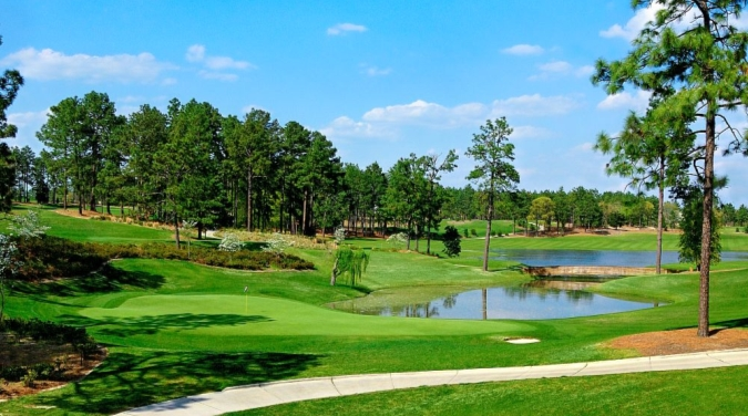 Pinehurst Resort #4 course02