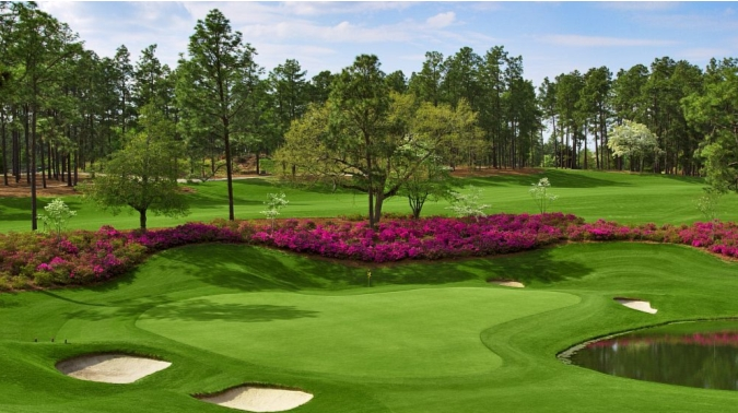 Pinehurst Resort #4 course03