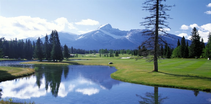 Kananaskis Country Golf Course Mount Lorette Course01