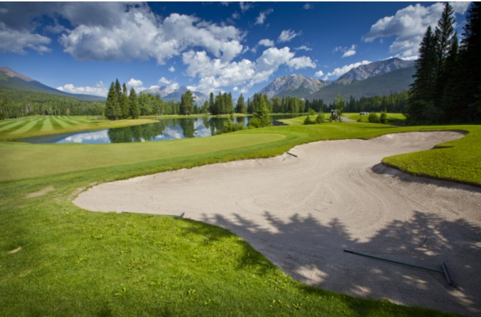 Kananaskis Country Golf Course Mount Lorette Course02