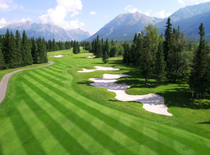 Kananaskis Country Golf Course Mount Lorette Course03