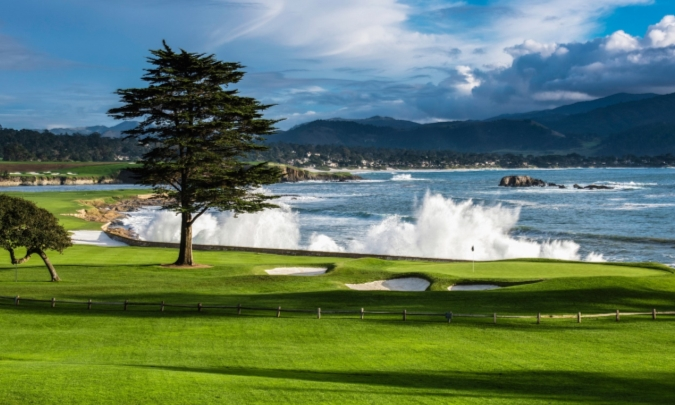 4 Days 6Nights in Fabled Pebble Beach and San Francisco