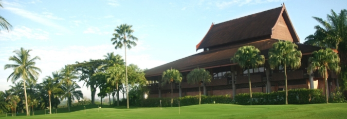Your 3 night 4 day stay features 3 rounds at Malaysia's most prestigious courses