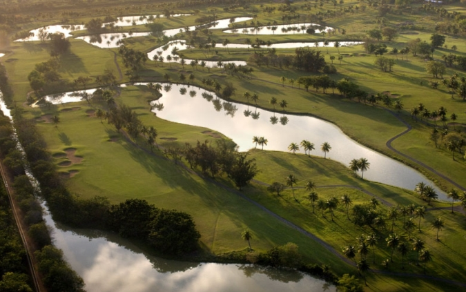 Tpc Dorado Beach Golf Course The